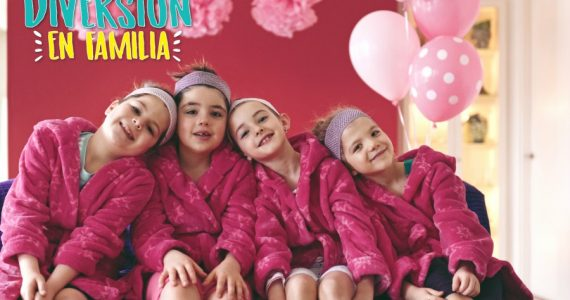 Tips para organizar la primera pijamada de tu hija. FOTO GETTY IMAGES
